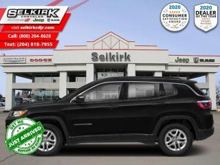 New 2021 Jeep Compass Upland Edition - Navigation for sale in Selkirk, MB