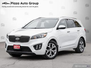 Used 2017 Kia Sorento SX+ | 360 CAM | NAV | ROOF | FINANCE ME for sale in Richmond Hill, ON