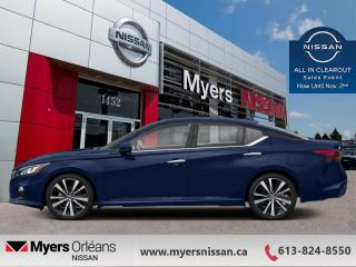 New 2020 Nissan Altima 2.5 Platinum  - Leather Seats - $250 B/W for sale in Orleans, ON