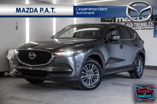 Used 2017 Mazda CX-5 AWD,AUTOMATIQUE,CAMÉRA DE RECUL,BLUETOOTH,GPS for sale in Montréal, QC