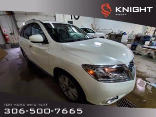 Used 2016 Nissan Pathfinder Platinum for sale in Swift Current, SK