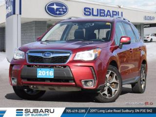 Used 2016 Subaru Forester XT Touring for sale in Sudbury, ON