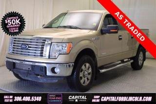 Used 2011 Ford F-150 SUPERCREW for sale in Regina, SK