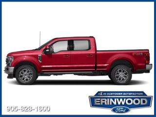 Used 2020 Ford F-350 S/Crew King Ranch for sale in Mississauga, ON