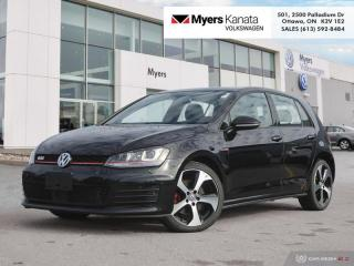 Used 2015 Volkswagen Golf GTI 5-Dr 2.0T Autobahn at DSG Tip for sale in Kanata, ON