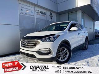 Used 2017 Hyundai Santa Fe Sport Luxury SPORT 2.4L LUXURY AWD LEATHER PANO SUNROOF HEATED STEERING for sale in Edmonton, AB