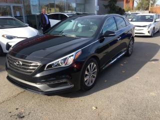 Used 2015 Hyundai Sonata GLS ** SPORT, 48000KM ** for sale in Longueuil, QC