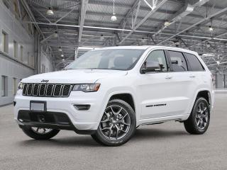 New 2021 Jeep Grand Cherokee 80th Anniversary Edition for sale in Concord, ON