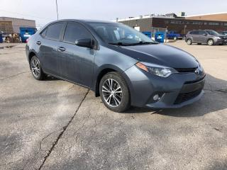 Used 2016 Toyota Corolla LE for sale in Winnipeg, MB