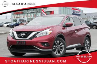 Used 2017 Nissan Murano SV 1 owner | Accident Free | Navi | Roof | AWD for sale in St. Catharines, ON