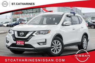 Used 2017 Nissan Rogue SV 1 owner | Accident Free | Auto for sale in St. Catharines, ON