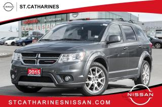 Used 2015 Dodge Journey SXT 7 Pass | Alloys | for sale in St. Catharines, ON