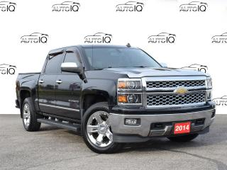 Used 2014 Chevrolet Silverado 1500 for sale in Tillsonburg, ON