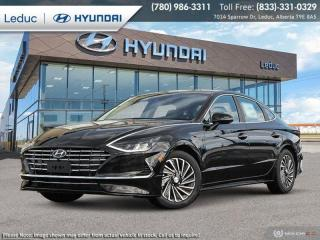 New 2021 Hyundai Sonata Hybrid Ultimate for sale in Leduc, AB