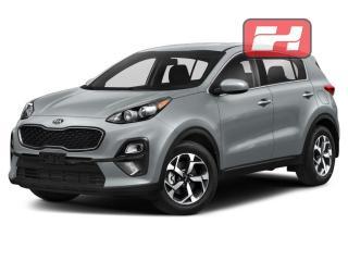 New 2021 Kia Sportage for sale in Listowel, ON
