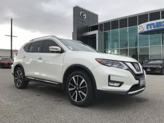 Used 2017 Nissan Rogue SL Platinum | FULLY LOADED! for sale in Chatham, ON