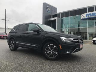 Used 2018 Volkswagen Tiguan Highline JUST ARRIVED for sale in Chatham, ON