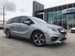 Used 2018 Honda Odyssey EX FWD With Apple CarPlay for sale in Chatham, ON