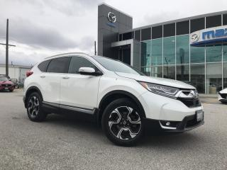 Used 2017 Honda CR-V Touring JUST ARRIVED for sale in Chatham, ON