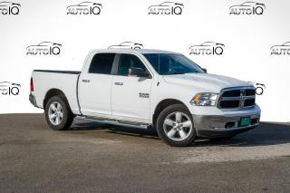 Used 2017 RAM 1500 SLT for sale in Barrie, ON