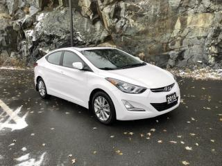 Used 2015 Hyundai Elantra Sport Appearance for sale in Sudbury, ON