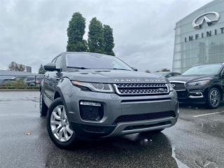 Used 2018 Land Rover Evoque 237hp SE for sale in Langley, BC