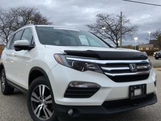 Used 2017 Honda Pilot 4WD 4dr EX-L w/Navi for sale in Waterloo, ON