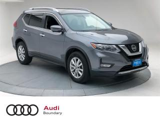 Used 2018 Nissan Rogue SV AWD CVT for sale in Burnaby, BC