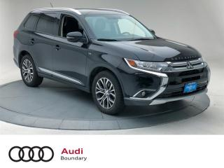 Used 2016 Mitsubishi Outlander SE AWC for sale in Burnaby, BC
