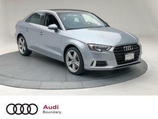 Used 2017 Audi A3 2.0T Progressiv 7sp S tronic for sale in Burnaby, BC