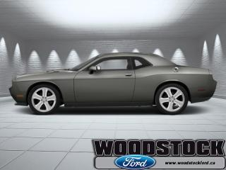 Used 2013 Dodge Challenger R/T Classic for sale in Woodstock, ON