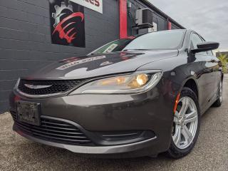 Used 2015 Chrysler 200 LX, 4cyl, 2.4L, Brand New rims & tires for sale in Burlington, ON