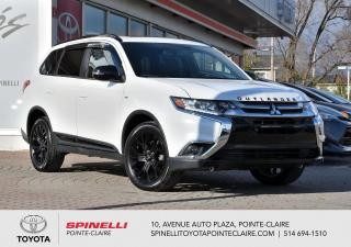 Used 2018 Mitsubishi Outlander SE 30TH ANNIVERSARY EDITION MAGS, TOIT, CUIR for sale in Pointe-Claire, QC
