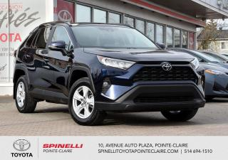 Used 2019 Toyota RAV4 XLE AWD MAGS, TOIT for sale in Pointe-Claire, QC