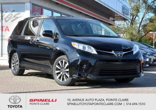 Used 2019 Toyota Sienna ***RÉSERVÉ***LE AWD 7 PASSAGER for sale in Pointe-Claire, QC