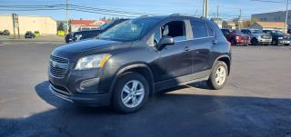 Used 2015 Chevrolet Trax LT for sale in Mount Pearl, NL