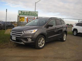 Used 2019 Ford Escape SEL for sale in Thunder Bay, ON