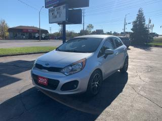 Used 2012 Kia Rio LX for sale in Brantford, ON