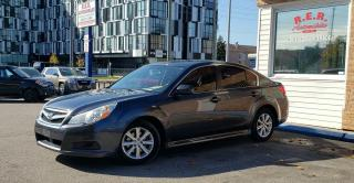 Used 2012 Subaru Legacy 2.5i Premium for sale in Oshawa, ON