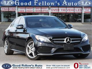Used 2017 Mercedes-Benz C300 Auto Financing Available ..! for sale in Toronto, ON