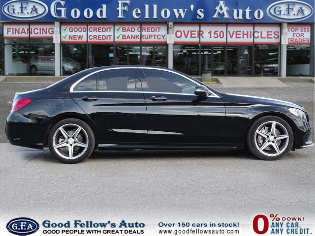 2017 Mercedes-Benz C300 Auto Financing Available ..!