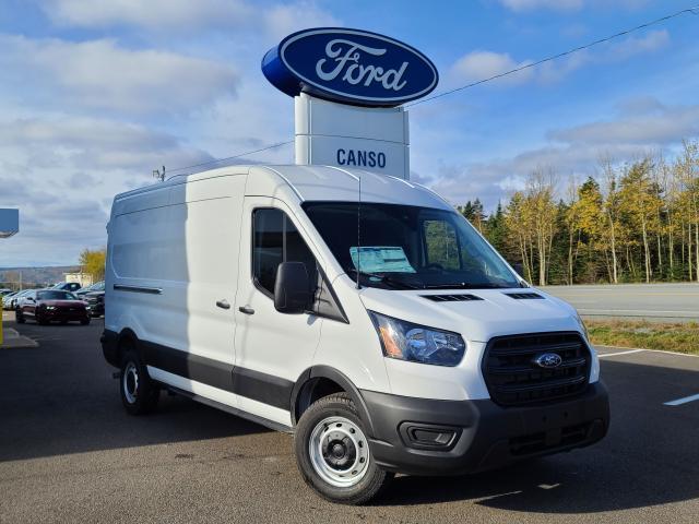 """2020 Ford Transit Cargo Van T-250 148"""" MED RF 9070 GVWR RWD"""