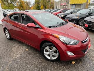Used 2012 Hyundai Elantra GLS/ AUTO/ SUNROOF/ BLUETOOTH/ ALLOYS ++ for sale in Scarborough, ON