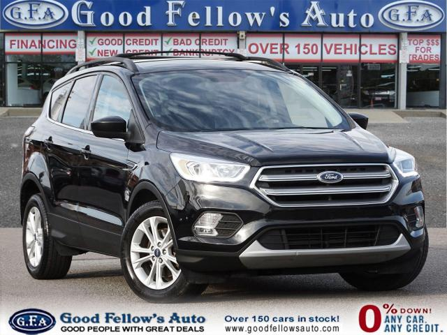 2017 Ford Escape SE MODEL, 4CYL 2.0 L, BIG SCREEN, REARVIEW CAMERA