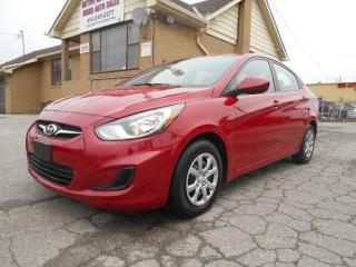 Used 2012 Hyundai Accent GLS 1.6L Automatic Sedan Loaded Ce for sale in Rexdale, ON