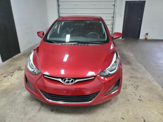 Used 2015 Hyundai Elantra GL for sale in Waterloo, ON