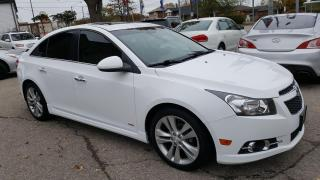 Used 2014 Chevrolet Cruze LTZ for sale in Etobicoke, ON