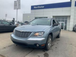 Used 2006 Chrysler Pacifica TOURING/AUTO/7PASS/POWERGROUP/AC/CRUISE/SUNROOF for sale in Edmonton, AB