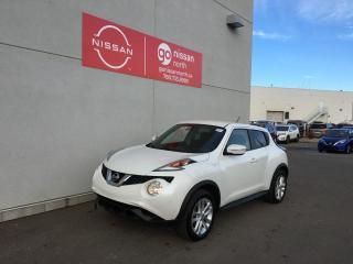 Used 2015 Nissan Juke SV for sale in Edmonton, AB