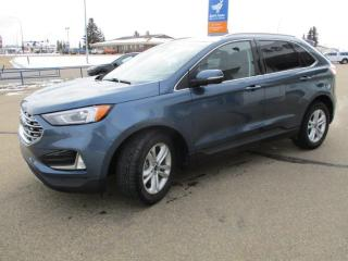 Used 2019 Ford Edge SEL for sale in Wetaskiwin, AB